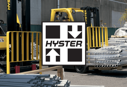 Global forklift company Hyster is a Korberi client.