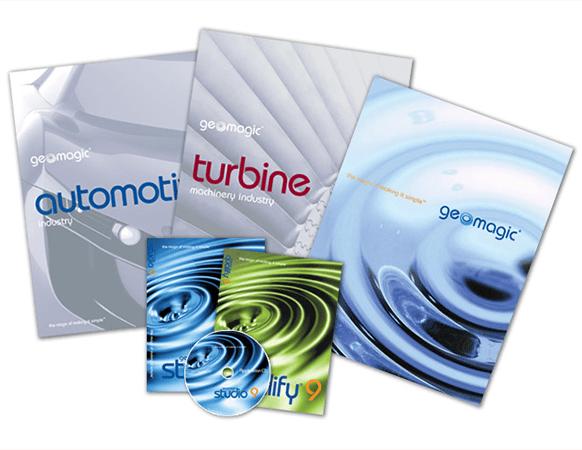 Geomagic branding case study