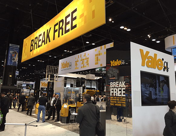 Yale BREAK FREE branding case study