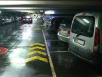DUROP-Coating - underground car park Freiburg - korodur.de