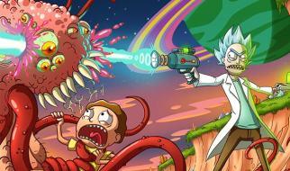 Rick y Morty: Temporada 1