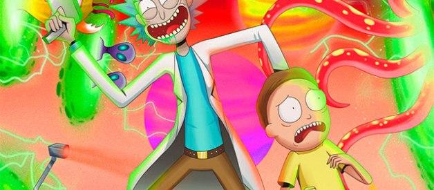 Rick y Morty Reseña de la Segunda Temporada