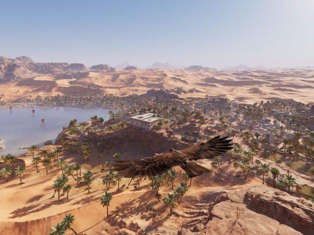 Mi Opinión sobre Assassin's Creed Origins