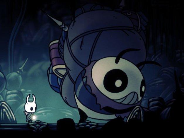 Huevo Podrido Hollow Knight