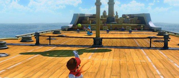 Vencer a Kamek en Mario Tennis Aces