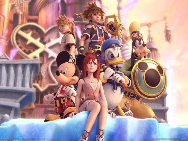 Lanzamiento Kingdom Hearts 3