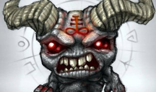 The Binding of Isaac Objetos del Diablo