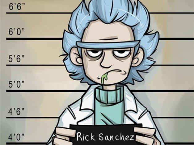 Rick Sánchez Personalidad