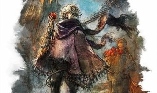 Therion Octopath Traveler