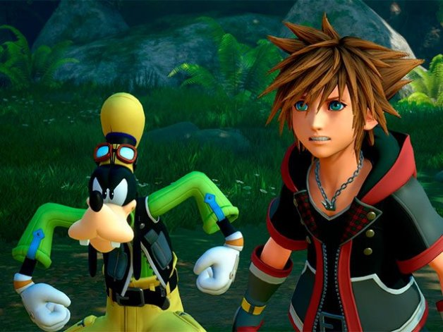 Kingdom Hearts 3 Crítica
