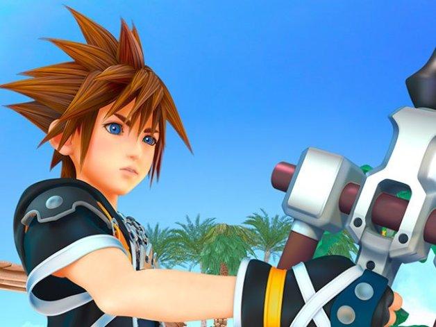Llaves Espada Kingdom Hearts 3