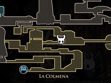Fragmento de Máscara de La Colmena