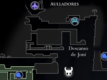 Coraza de Baldur Hollow Knight