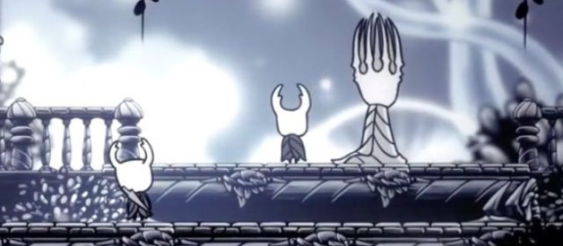 Sendero del Dolor Hollow Knight