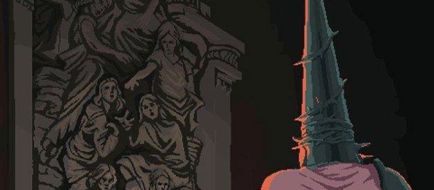 Altares de Mea Culpa en Blasphemous