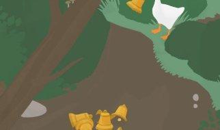 Tarea de la Campana de Oro en Untitled Goose Game