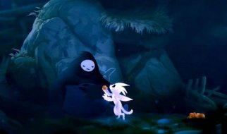 Intro de Ori and the Blind Forest