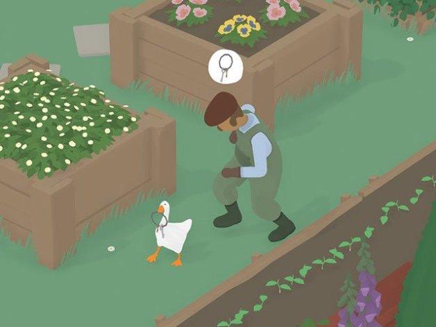 Tareas del Jardinero en Untitled Goose Game