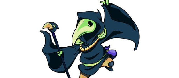Plague Knight Shovel Knight