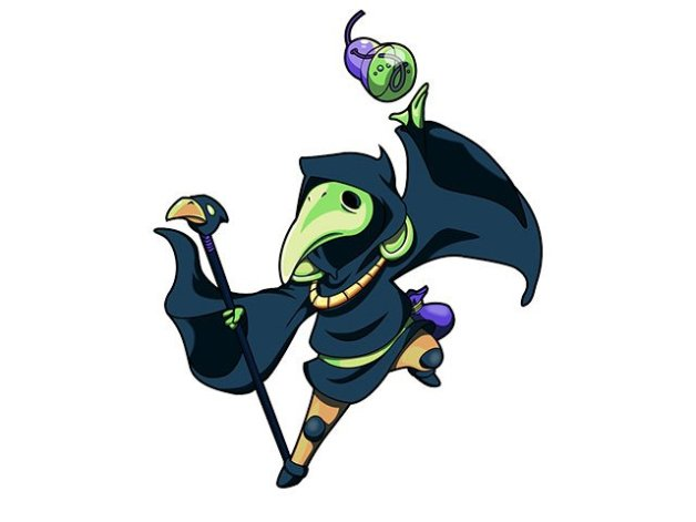 Plague Knight Shovel Knight