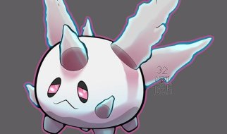 Corsola Galar en Pokémon