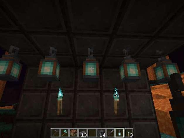 Fuego de Alma en Minecraft