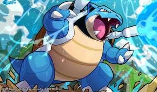 Blastoise en Pokémon