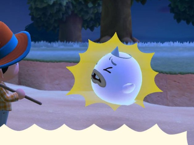 Buh en Animal Crossing New Horizons