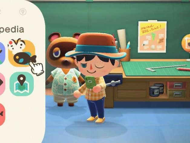 Picada de Avispa en Animal Crossing New Horizons