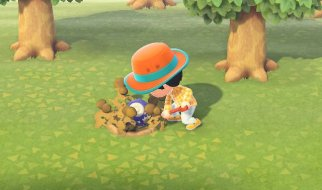 Recursos y Materiales de Animal Crossing New Horizons