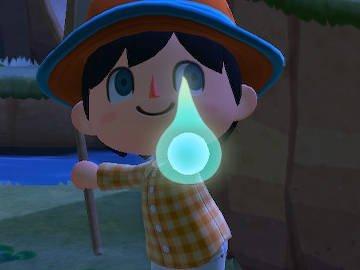 Volutas de Esencia de Buh en Animal Crossing New Horizons