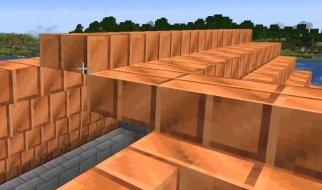 Cobre en Minecraft