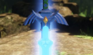 Espada Maestra en Hyrule Warriors: La Era del Cataclismo