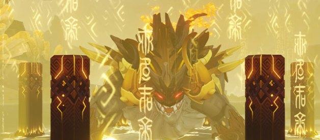 Azhdaha en Genshin Impact