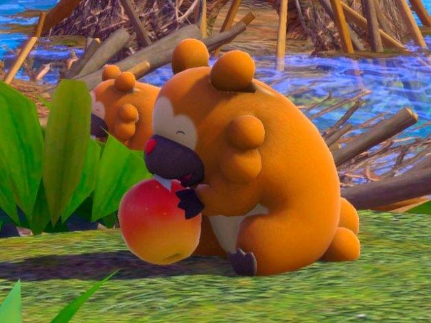 Parque Natural de Floreo en New Pokémon Snap