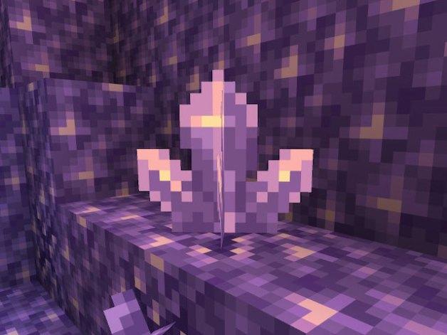Amatista en Minecraft