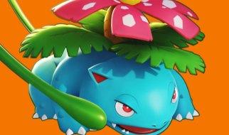 Venusaur en Pokémon Unite