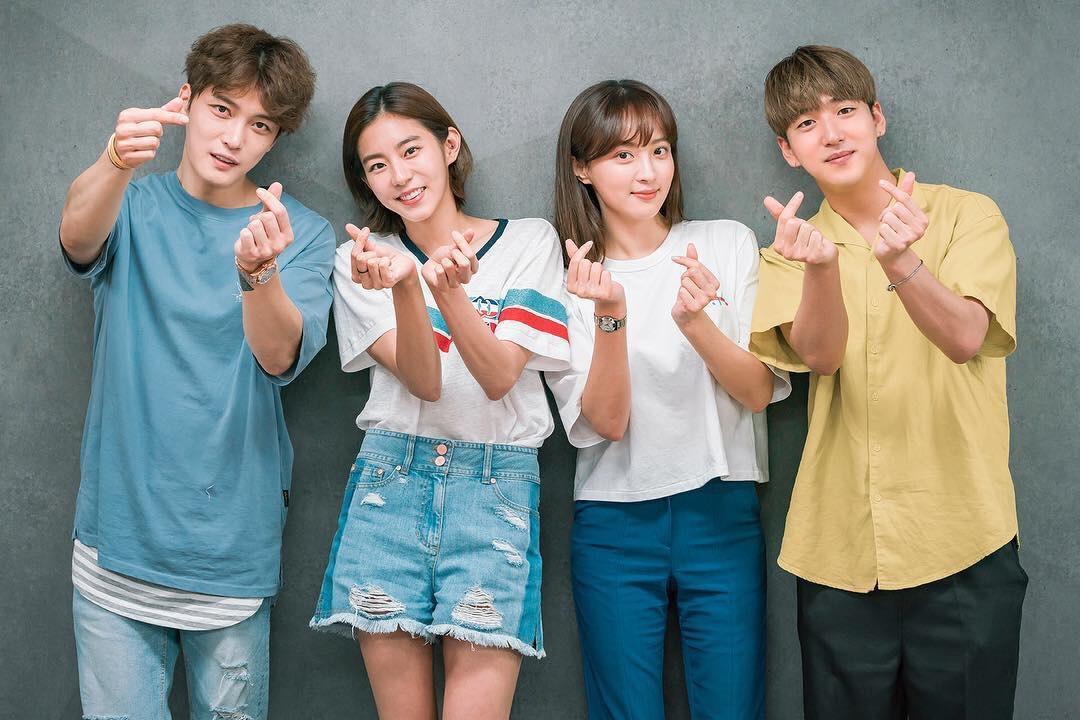 """คิมแจจุง ยูอี บาโร จองฮเยซอง กับการอ่านบทครั้งแรกของละคร """"Manhole"""""""