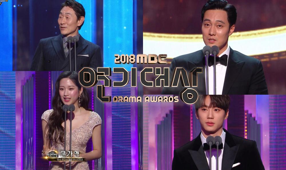 สรุปผลงานประกาศรางวัลปลายปีของช่อง MBC