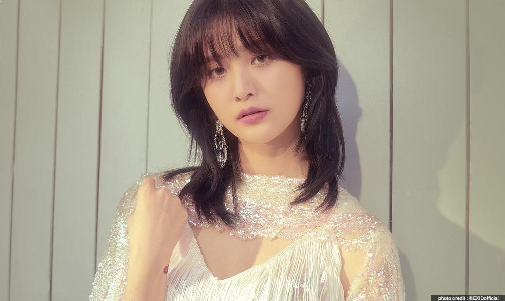 จองฮวา EXID เซ็นสัญญากับค่ายใหม่ มุ่งโปรโมตทั้งในฐานะศิลปิน และ นักแสดง