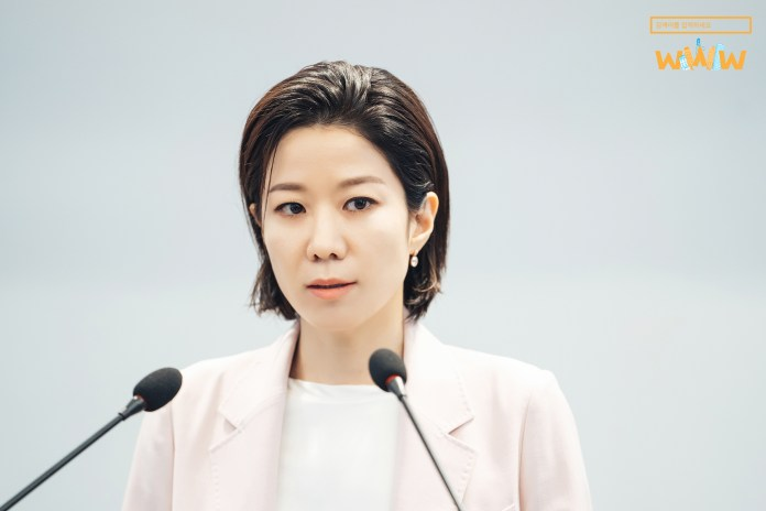จอนฮเยจิน รับบท ซงกาคยอง