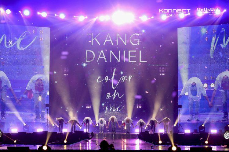 KANG DANIEL FAN MEETING