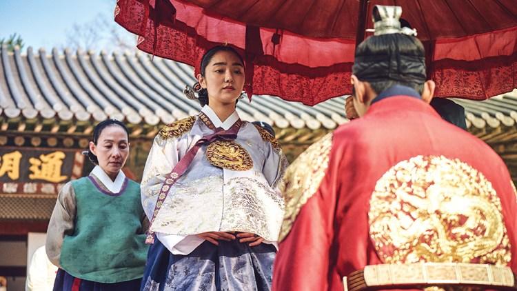 คิมฮเยจุน พระมเหสีโจ Kingdom