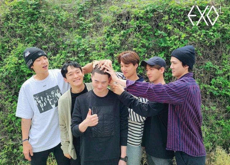 ซูโฮ EXO เข้ากรม
