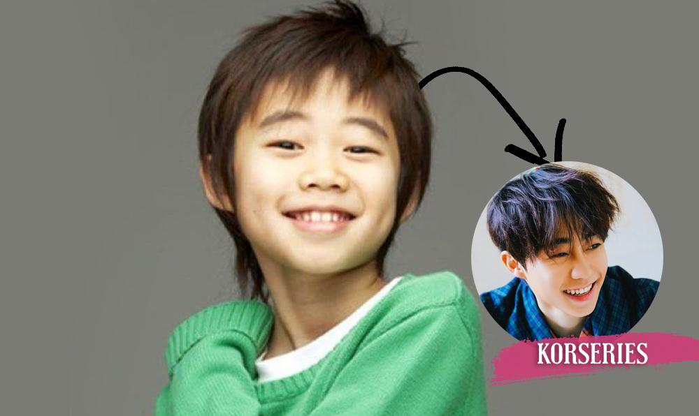 น้องชายกึมจันดี F4 เด็กน้อยตัวเล็กในวันนั้น ที่เติบโตมาเป็นนักแสดงหนุ่มหล่องานดีในวันนี้