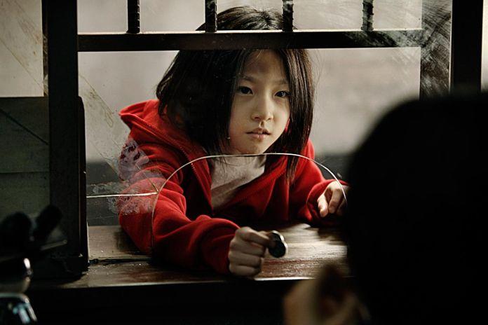 คิมแซรน ในผลงานภาพยนตร์ The Man From Nowhere