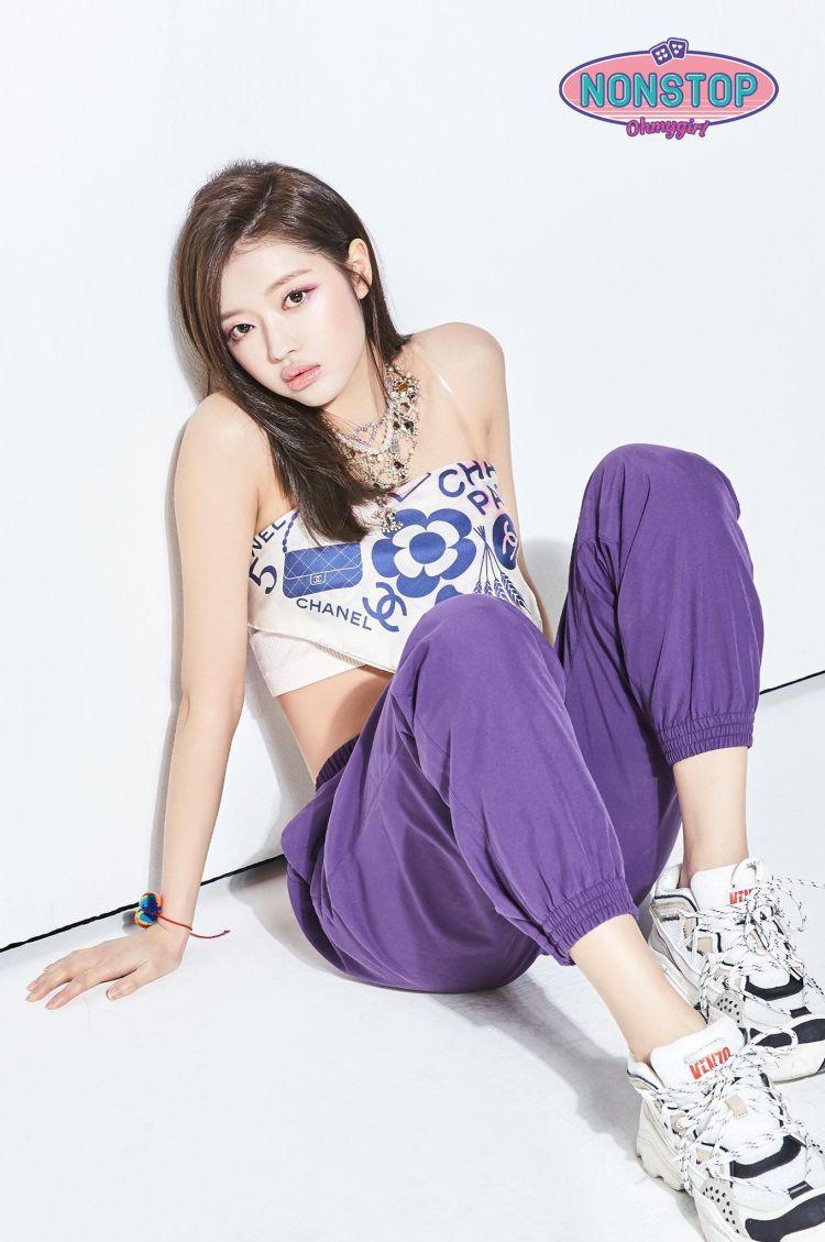 ยูอา Oh My Girl