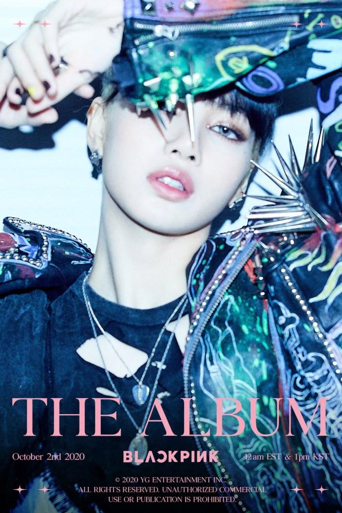 ลิซ่า BLACKPINK The Album