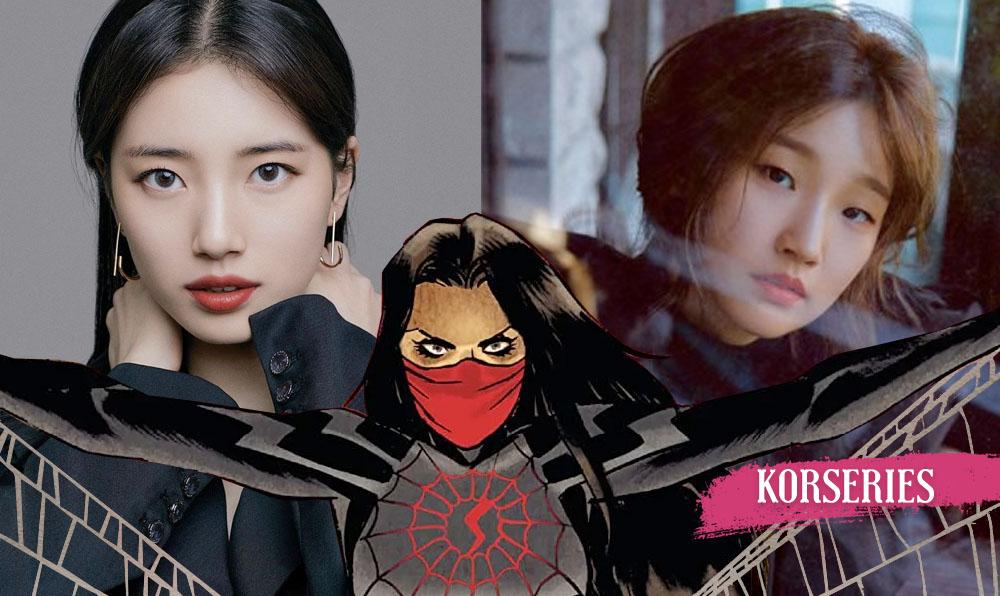 สื่ออเมริกัน ยกชื่อ 'ซูจี – พัคโซดัม' มีโอกาสคว้าบทฮีโร่หญิง Marvel ในซีรีส์ 'Silk' ผลิตโดย Sony Pictures