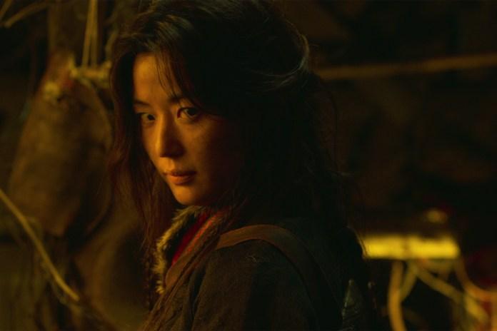 จอนจีฮยอน Kingdom: Ashin of the North